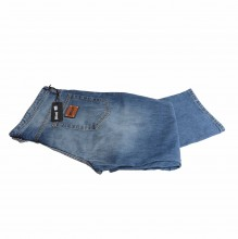 Jeans regular hellblau