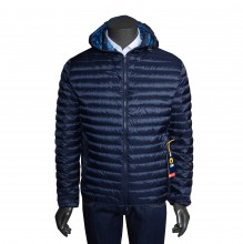 Jacke blau superlight
