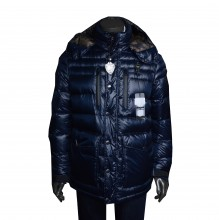Daunenjacke dark blue